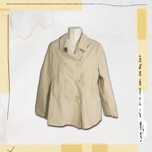 Old Navy Trench Jacket